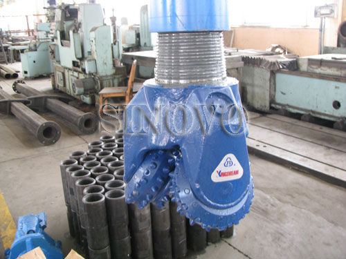 Effectively Two Hydraulic Cylinder Waterwell Drilling Rig With Mud Pump Air