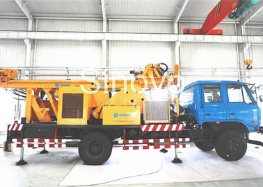 YDC-2B1 Waterwell Drilling Rig Drilling Capacity drilling Depth 650m
